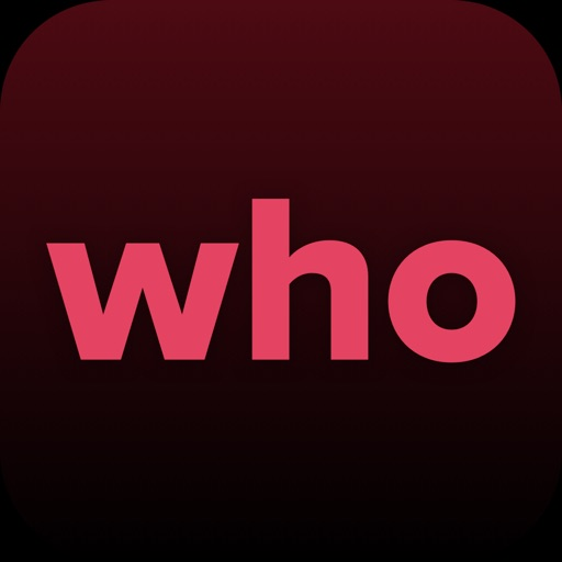 Who - Conversa por video chat-SocialPeta
