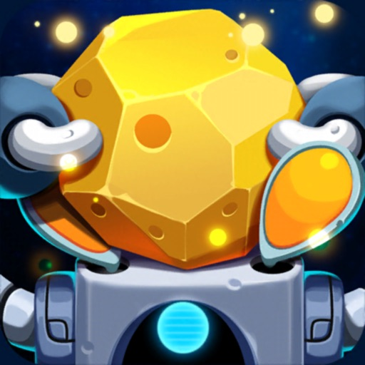 Idle Space Miner - Cash Empire-SocialPeta