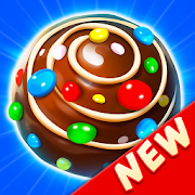 Candy Witch - Match 3 Puzzle Free Games-SocialPeta