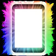 Full Screen Color Light-SocialPeta
