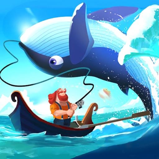 Fisherman Go!-SocialPeta