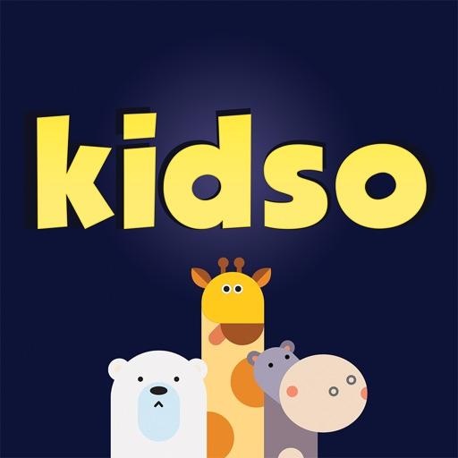 Kidso - Masallar & Oyunlar-SocialPeta