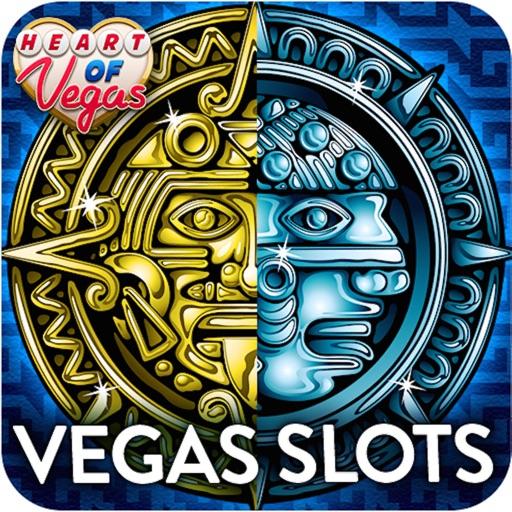 Heart of Vegas Slots Casino-SocialPeta