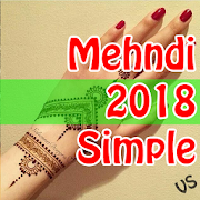 Simple Mehndi Designs 2016-SocialPeta