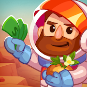 Idle Mars Colony: Clicker farmer tycoon-SocialPeta