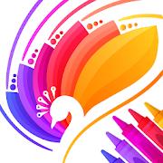 Coloring Book - Paint  Color-SocialPeta