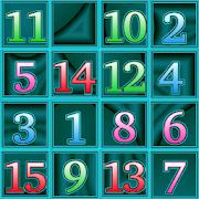 Schiebepuzzle Challenge-SocialPeta
