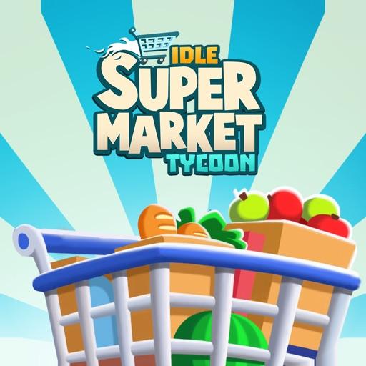 Idle Supermarket Tycoon - Shop-SocialPeta