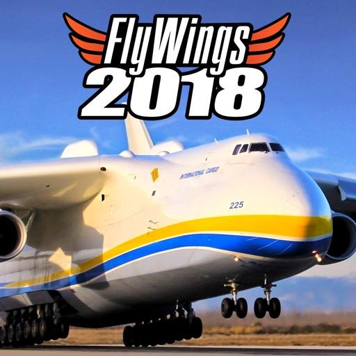 FlyWings 2018 Flight Simulator-SocialPeta