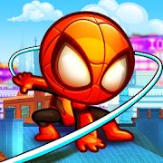 Super Spider Hero: City Adventure-SocialPeta