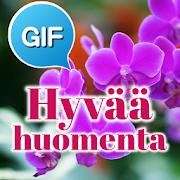 Finnish Good Morning Good Day Gifs Images-SocialPeta