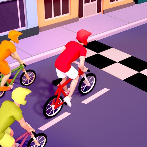 Bike Rush-SocialPeta