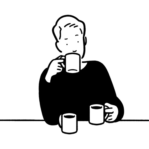 WHITE COFFEE-SocialPeta