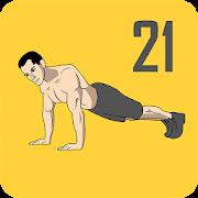 Push Up  -  21 Day Push Up Challenge-SocialPeta