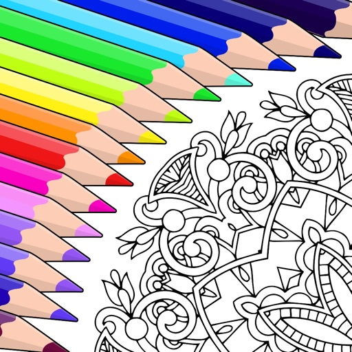 Colorfy: Colouring Book Games-SocialPeta