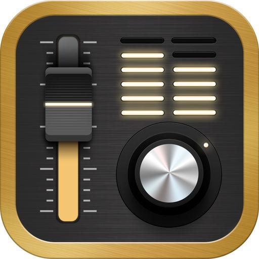 均衡器+ (音乐播放器音量增强工具)-SocialPeta