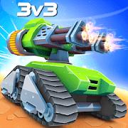 Tanks A Lot! - Realtime Multiplayer Battle Arena-SocialPeta
