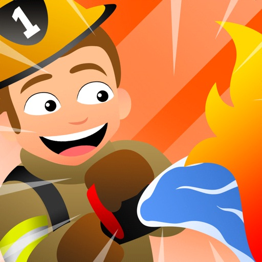 Fire Chaser-SocialPeta