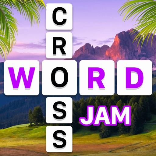 Crossword Jam: Fun Brain Game-SocialPeta