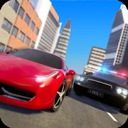 Real City Police Car Driving-SocialPeta