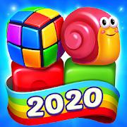 Toy Tap Fever - Cube Blast Puzzle-SocialPeta