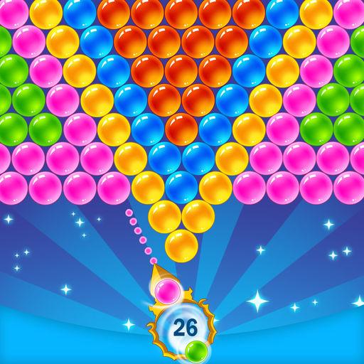 Bubble Shooter -Wish to blast-SocialPeta
