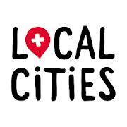 Localcities. Swiss municipalities-SocialPeta