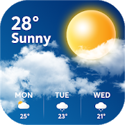 Today's Weather - Local Weather Forecast Channel-SocialPeta