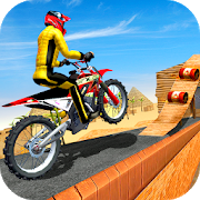 Bike Stunt Master: Impossible Stunts 2019-SocialPeta