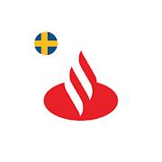 Santander Sverige - Mobilbank-SocialPeta