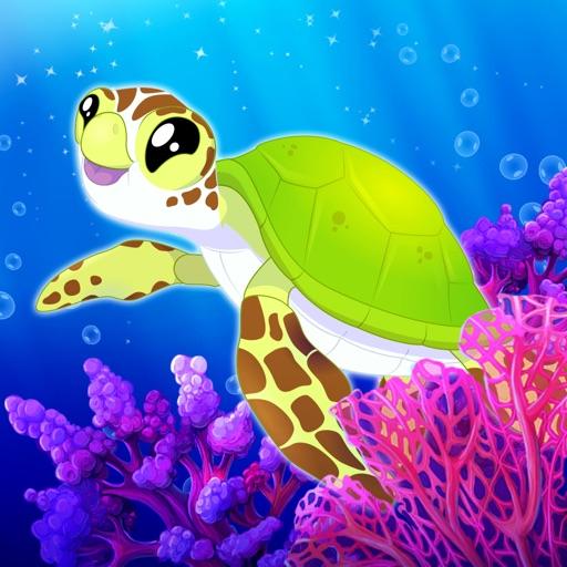 Splash: Ocean Sanctuary-SocialPeta