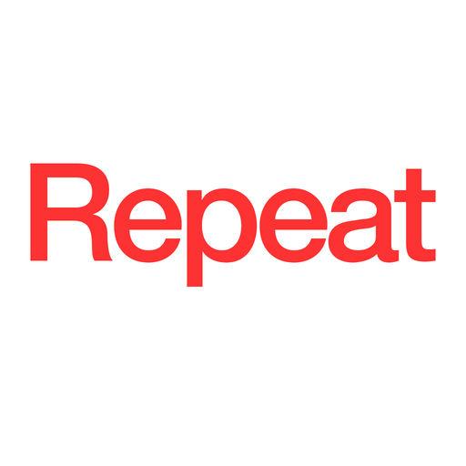 Repeat - Go more, pay less-SocialPeta