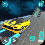 Ramp Car Stunt 3D : Scifi Stunt Game 2020-SocialPeta