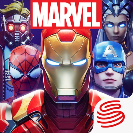 MARVEL Super War-SocialPeta