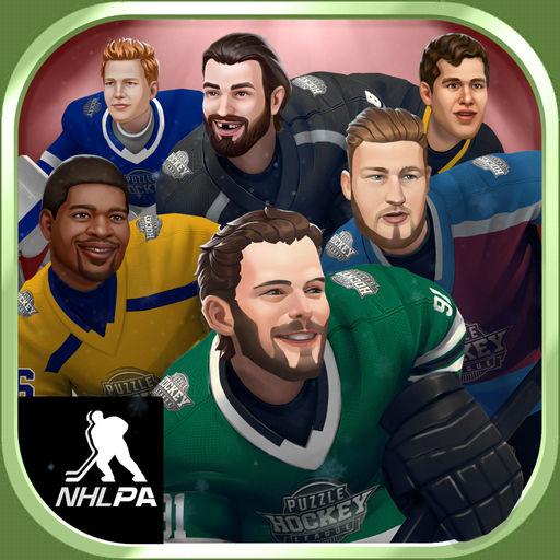 Puzzle Hockey-SocialPeta