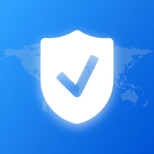 SkyBlueVPN: VPN & WiFi Proxy-SocialPeta