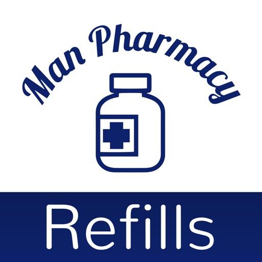 Man Pharmacy - WV-SocialPeta