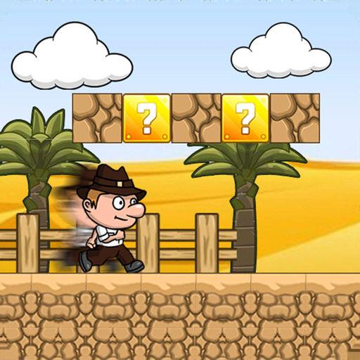 Ted Adventure-The Desert World-SocialPeta