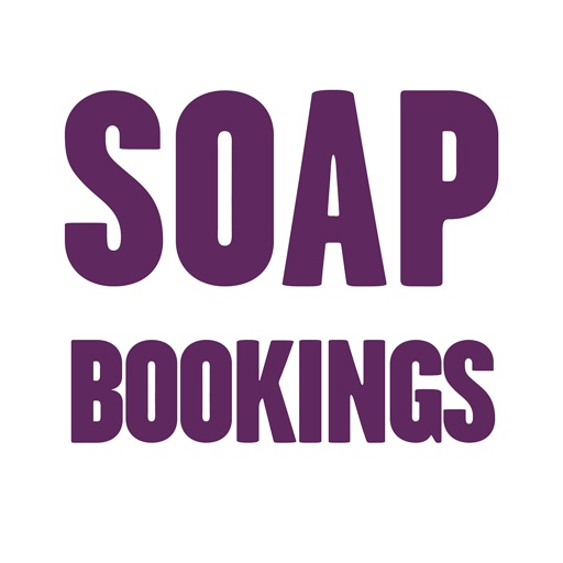 SOAP BOOKING APP-SocialPeta
