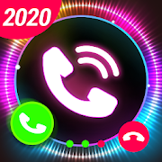Color Phone: Call Screen Themes  LED Notification-SocialPeta