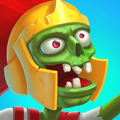 Zombie vs Human: Bow and Guns-SocialPeta
