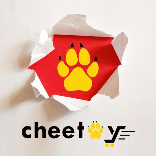 Cheetay - Food & Shopping-SocialPeta