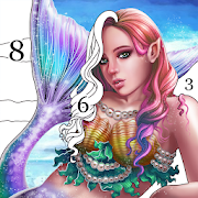 Art Coloring - Color by Number  Painting Book-SocialPeta