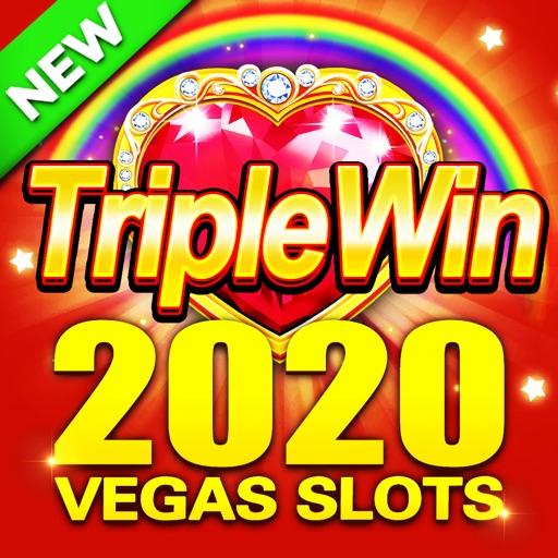 Triple Win Slots - Pop Slots-SocialPeta