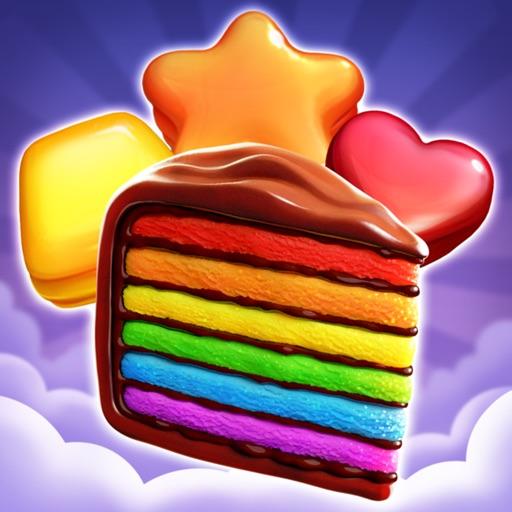 Cookie Jam - Match 3 Games-SocialPeta