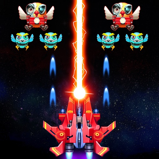 Strike Galaxy Attack Fighters-SocialPeta