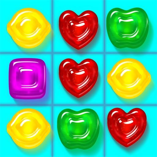 Gummy Drop! – Match & Restore-SocialPeta