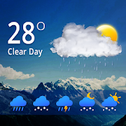 My Weather Radar - Weather Live & Widget-SocialPeta