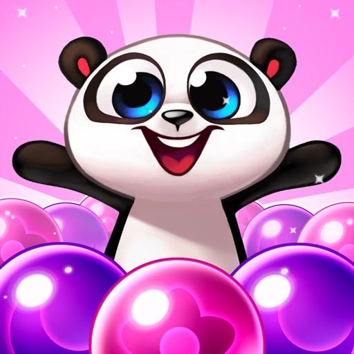 Panda Pop! Bubble Shooter Game-SocialPeta
