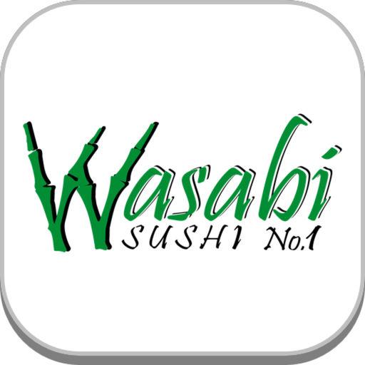Wasabi sushi №1-SocialPeta
